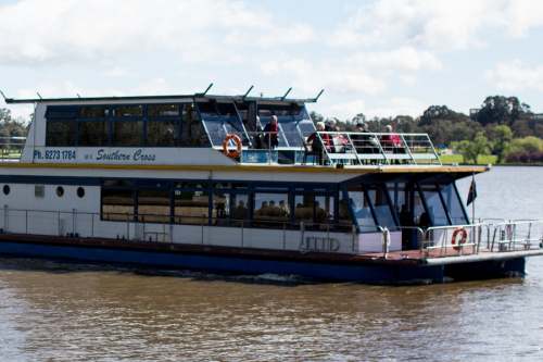 Lake Burley Griffin Cruises MV Southern Cross